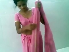 Awesome slut nailed hard in homemade Indian sex movie