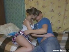 Amateur teen lovers